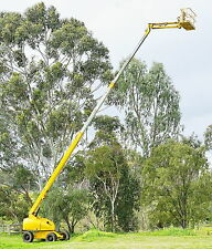 Haulotte H25TPX 23m Straight Boomlift boom lift EWP