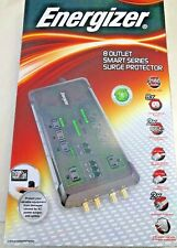 Energizer 8 Outlet Smart Series Surge Protector 2160 Joules ENG-SRG008