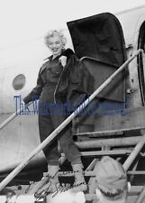 MARILYN MONROE in Korea, Korean War. 1954. 8X10 GLOSSY PHOTO PICTURE IMAGE. M65