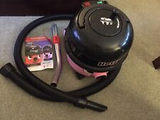 HENRY HETTY PINK NUMATIC COMPACT LIGHT 620W VACUUM CLEANER HET160-11 RF2209