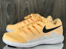 NIKE Court Women Tennis Shoes Air Zoom Vapor X Sz 8.5 Tengerine Tint AA8027