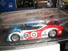 Spark 43DA11 - Riley MK XI 24h Daytona 2011 #01 - 1:43 Made in China