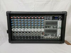 Behringer Europower PMP2000 Powered 800 Watt 10 channel Mixer Multi-FX Processor