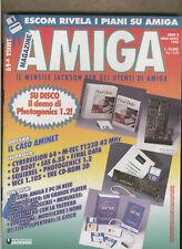 AMIGA MAGAZINE 69 cybervision 64,m-tec t1230 42 MHz,sas 6.55, final data 1995