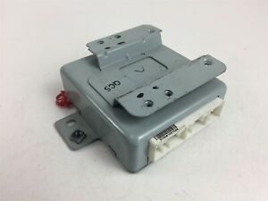N378 SSANGYONG ECU Control Module Unit 8712031220