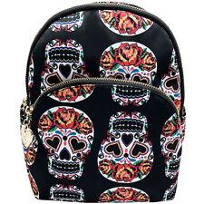NEW Betsey Johnson Head Case Nylon Mini Backpack Bag - SALE