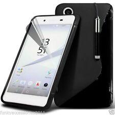 Fundas Para Sony Xperia Z5 color principal negro para teléfonos móviles y PDAs