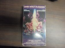 "USED VHS Movie  ""Lone Wolf McQuade"""