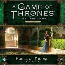 A Game of Thrones (The Card Game) AGOT LCG - House of Thorns expansion (New)