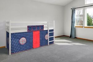 Cabin Bed Tent, TENT only, Brighten up any Cabin or Bunk Bed