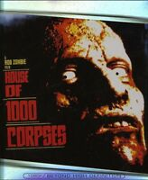 House of 1000 Corpses [New Blu-ray] Ac-3/Dolby Digital, Dolby, Digital Theater