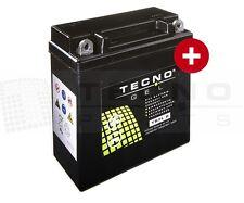 TECNO-GEL-Marken-Batterie YB5L-B für HONDA C 90, NH 125, NH 80, KYMCO Nexxon