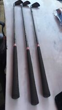 Set of 3 Slotline Lady Rampant Irons 5, 6 8 Golf Club Graphite Ladies Flex RH