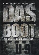 Das Boot - The Original Uncut Mini-Series New DVD