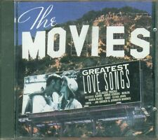 The Movies Greatest Love Songs - Annie Lennox/Bjork/Berlin/Sade/Enya Cd Ottimo