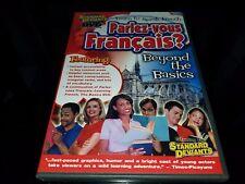 The Standard Deviants Parlez-vous Francais DVD