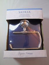 Satria Collection Wall Toilet Paper Holder  - Polished Chrome Finish no. 51317