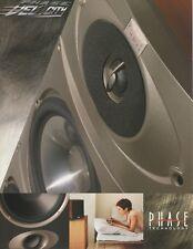 Phase Technology Phase Velocity Original BrochureV-12, V-10, V-8, V-6, V-4