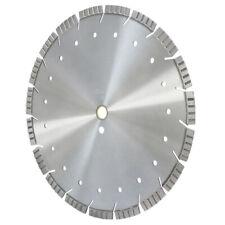 "20"" All Turbo Segmented Diamond Blade 12mm Rim Undercut by 15mm Segmented Rim"