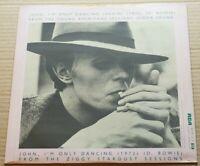 "David Bowie John only Dancing 12"" Single PC9482 RCA 2 Trk 1979 EX + Loricraft!"