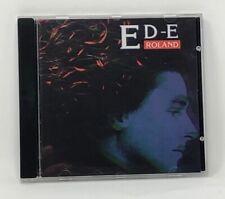 ED ROLAND - ED-E ROLAND - CD - (1995 CORE 9455-2) BOOKLET LYRICS