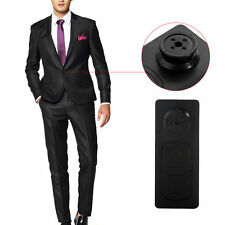 Body Cover 1080P Color Video audio Spy Hidden Pinhole Button Camera HD DVR A
