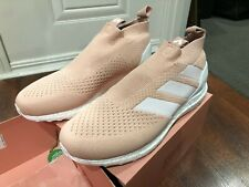 Adidas Ace 16+ Purecontrol Ultra Boost Shoes Triple White 8US
