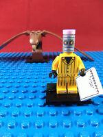 LEGO-MINIFIGURES SERIES THE BATMAN MOVIE ERASER  MINIFIGURE WITH LEAFLET