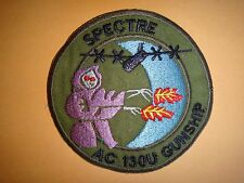 US Air Force SPECTRE AC-130U GUNSHIP Patch