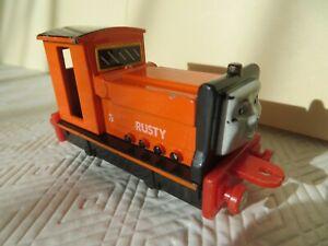 "ERTL Vintage Thomas The Tank Engine & Friends ""Rusty"" Number 5 1995 diecast"