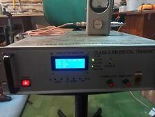 CLASS D AM DIGITAL TRANSMITTER 500W