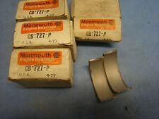 Triumph 1147 1296 Herald Spitfire Rod Bearing Set STD 1961-69 NORS USA 4 cyl