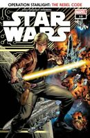 STAR WARS #10 (MARVEL 2021) 1st Team Appearance of Starlight Squadron NEW NM...