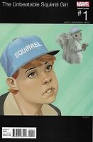 The Unbeatable Squirrel Girl Comic Issue 1 Limited Variant Modern Age 2015 North