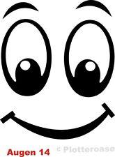 Ojos, a11, auto, pegatinas, adhesivos para coches, murales, car, pegatinas, Eye, stickers