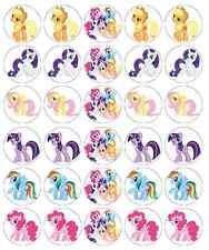 MY Little Pony l'amicizia decorazioni per cupcake wafer commestibile carta di acquistare 2 ottenere 3rd gratuita!