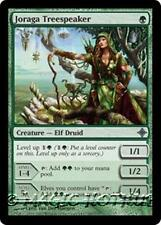 JORAGA TREESPEAKER Rise of the Eldrazi MTG Green Creature — Elf Druid Unc