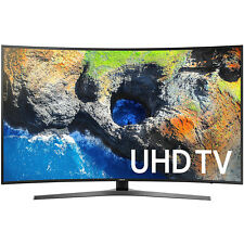 "Samsung UN65MU7500FXZA Curved 65"" 4K Ultra HD Smart LED TV (2017 Model)"