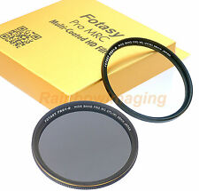 58mm MRC Nano Multi-Resistant Coating UV +CPL Polarizing Filter Canon Nikon Lens