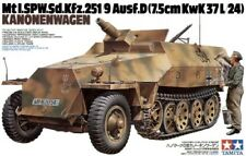 Tamiya 1/35 SdKfz.251/9 Kanonenwagen # 35147