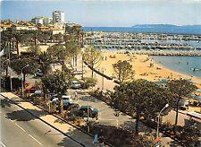 B50393 Sainte Maxime vue des nouveaux quais car voiture  france