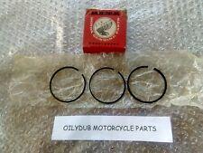 Honda CA95 CT200 + 0.50 Piston Ring Set 13031-201-000 Genuine NOS