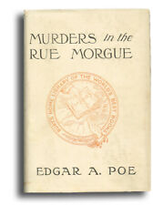 Edgar Allan Poe / Murders in the Rue Morgue and Other Tales First Modern 1915
