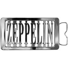 Led Zeppelin - Zeppelin Belt Buckle Pants Accessory Silver