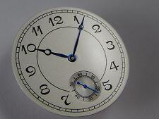 Cadran Aiguilles montre MARINE 6498 UNITAS ETA watch Dial hands  SET Zifferblatt