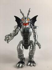 "IronMan ""Argent"" Silver Dragon 9"" Figure 1995 Toybiz"