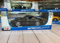 Special Edition Porsche Cayman S Maisto 1:18  Diecast Metal Model Super Car NEW