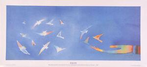 Jean-Michel FOLON Vintage Poster Déclaration Universelle des Droits de l'Homme
