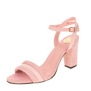 RRP €115 MAISON SHOESHIBAR Leather Slingback Sandals Size 38 UK 5 US 8 Heel