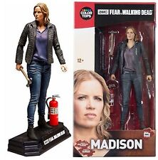 "Fear the walking dead couleur Tops Red Madison Clark 7"" Action Figure MCFARLANE"